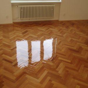 Broušení a renovace parket, prkenných podlah