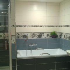 rekonstrukce bytového jádra vana sprchový kout