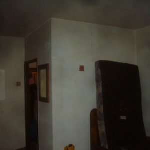 před rekonstrukcí bytu