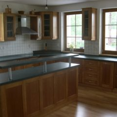 Kuchyň masiv