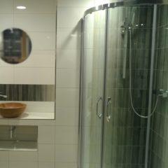 rekonstrukce bytového jádra sprchový kout