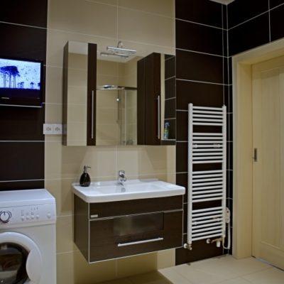 ubytování zdarma - koupelna