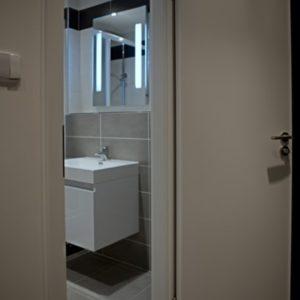 po rekonstrukci - koupelna