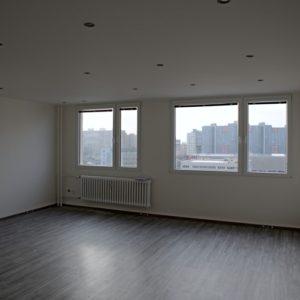 rekonstrukce - vinylová podlaha